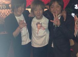 立川A LUXURY PARADISE TOKYOのイベント「今までありがとう(*≧∀≦*)さらば幹部城戸レオナラストイベント☆」の様子