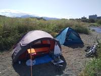 シェフ参加キャンプの写真
