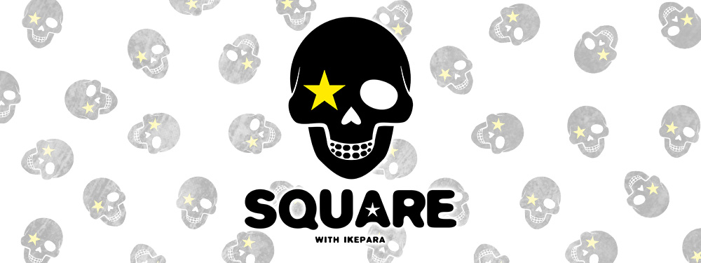 SQUARE with イケパラメイン画像