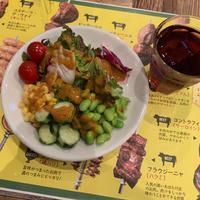 先週シュラスコ食べてきました🥩🥩🥩肉の写真