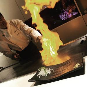 鉄板焼き&肉寿司💖の写真1枚目