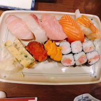 お寿司食べてきました🍣💓の写真