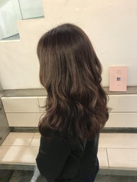 髪の毛を染めました🥺🥺の写真