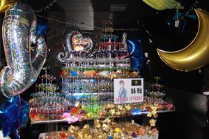 GOLDsecondでは4月29日に【信条 吏伯】君のバースデーイベントが行われました!その模様をご覧ください!