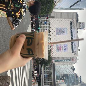 今日は昼間渋谷に買い物とご飯食べに行ってきました〜!!の写真2枚目