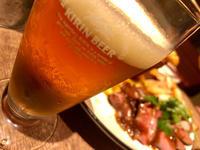 オニクー!!ビールー!!の写真