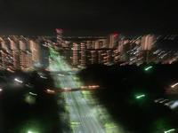 この間幕張に泊まった時の夜景が綺麗だった🏰の写真