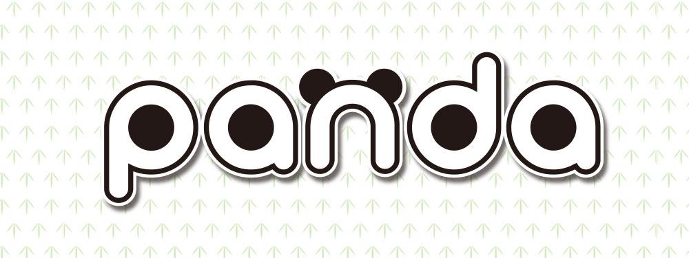 pandaメインビジュアル
