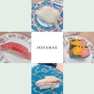 お寿司😳💗の写真1枚目