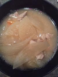 豚汁の写真