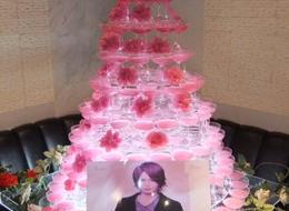 歌舞伎町ホストクラブNoelのイベント「🌟岬 代表取締役🌟 Birthdayイベント♪」の様子