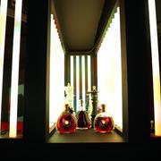 歌舞伎町ホストクラブ「alpha」の店内写真