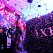歌舞伎町ホストクラブ「AXEL」の店内写真