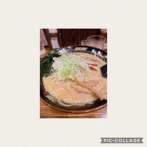 ラーメン\( ´˘`)/の写真1枚目