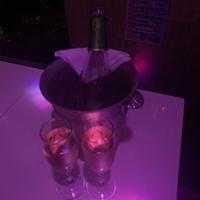 シャンパンを頂きました🍾🥂の写真