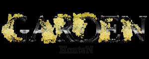 GARDEN -HONTEN-ロゴ