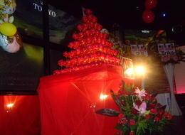 立川A LUXURY PARADISE TOKYOのイベント「朝比奈 凛BIRTHDAY」の様子