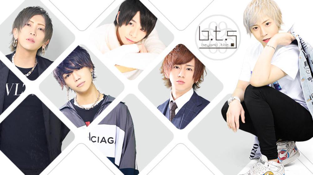 歌舞伎町ホストクラブB.T.S(びーてぃーえす)メインビジュアル