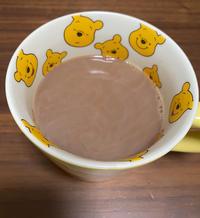 最近寒くなってきたのでミルクココアにはまってます😄あったかいおいしい紅茶とかも飲みたいな〜の写真