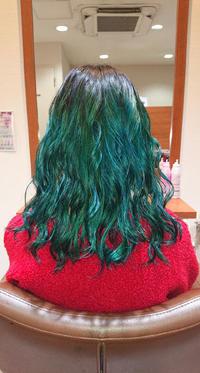 髪色だいすきな初音ミクにしました🥺🥺🥺の写真