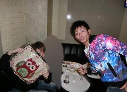 歌舞伎町ホストクラブNoelのイベント「🌟お土産🎶Event🌟」の様子