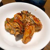牡蠣のキムチ💫の写真