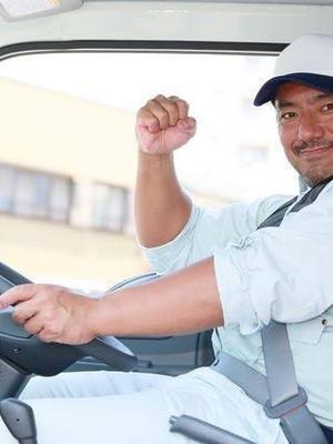 ドライバ~さん募集してるヨン!!!!