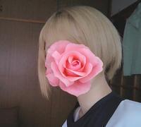 髪切りたいー!!!の写真
