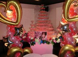 歌舞伎町ホストクラブNoelのイベント「🌟一輝 幹部補佐🌟 Birthdayイベント♪」の様子