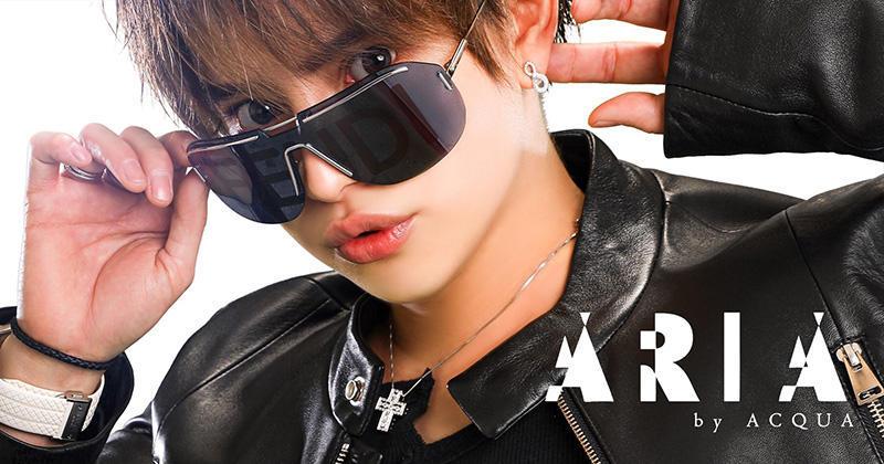 歌舞伎町ホストクラブ「AXEL ARIA」のメインビジュアル