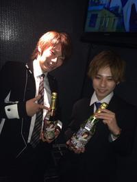 明日、29日(木)が当店クラブガーネットの締め日です!!皆さん、歌舞伎にお越しの際は是非♪の写真