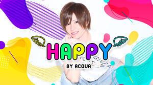 歌舞伎町ホストクラブ「HAPPY」のメインビジュアル