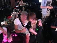 昨日は小沢仁志さんの誕生会の方に参加させてもらいました😄の写真