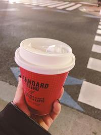 コンビニのコーヒーの写真