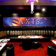 歌舞伎町ホストクラブ「AXIS」の店内写真