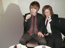 【健】&【Kami】と姫様で3ショット(''◇'')ゞ