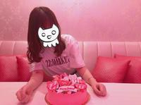 誕生日ありがとうございました!!の写真