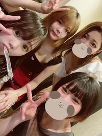 ゆうちゃんみずきちゃんまりちゃんと〜( ´•ᴗ•` )🖤🌟の写真