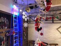店内が!!!!!!!めっちゃクリスマスです!!!!!!!かわいい🥰🥰🥰🥰🥰の写真