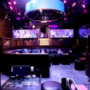 歌舞伎町ホストクラブ「No9」の店内写真