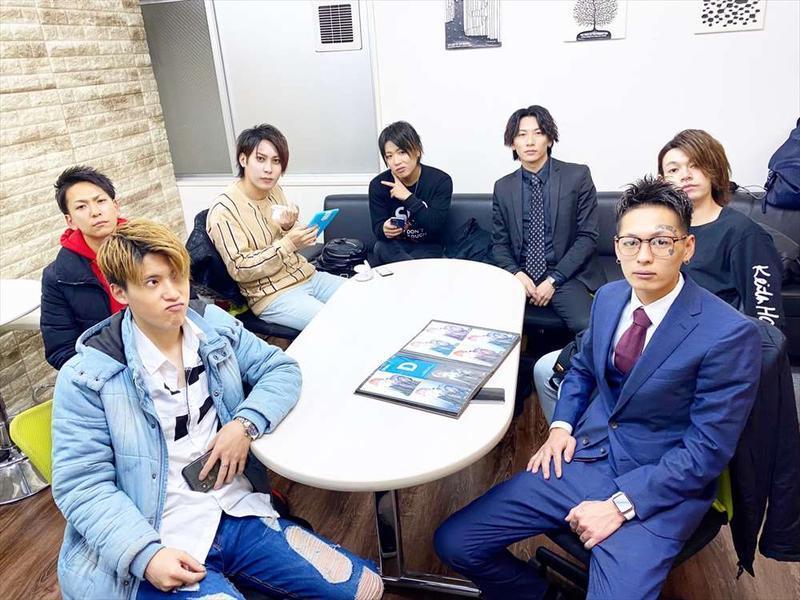 SETH TOKYOキャスト写真