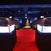 歌舞伎町ホストクラブ「SIX TOKYO」の店内写真