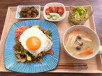 今日のお昼ご飯の写真