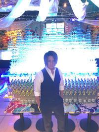 昨日一昨日のラストソングは楓支配人、隼人代表の兄弟フィニッシュでしたぁー!!の写真