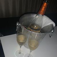 一昨日も2人のお客様からシャンパンを頂きました🥺🥺💞の写真