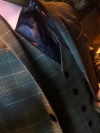 おろしたてのパンツを履くようにスーツを新調するとなんと言うか気持ちが晴れますね☺️の写真