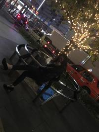 昨日は15:00-19:00まで出勤した後、仲良しのラナちゃんと赤カラ行ったりティファニー行ったり…の写真