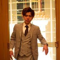 歌舞伎町ホストクラブのホスト「昴」のプロフィール写真