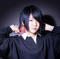 歌舞伎町ホストクラブのホスト「骸」のプロフィール写真