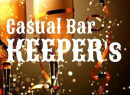 立川Casual Bar KEEPER'sのイベント「🎉🎂トモ&リン合同バースデーのお知らせ📢」の様子